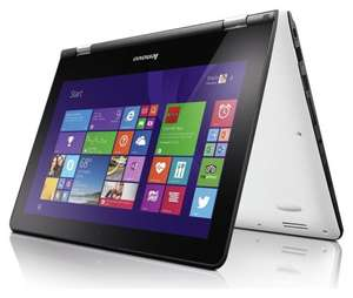 "Lenovo YOGA 300 11.6"" Intel Cel 2GB 32GB Convertible Laptop Win10, Webcam, AC WiFi, BT, HDMI £116.99 @ Argos ebay (refurb)"