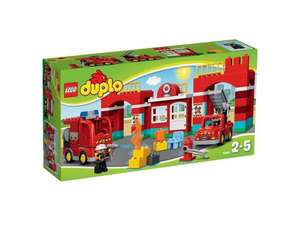 Lego Duplo Town Fire Station 10593 £13.50 instore at Sainsbury's (RRP £44.99)