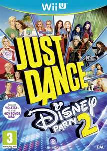Just Dance Disney Party 2 - Nintendo Wii U - Amazon UK £5.09 (Prime) £7.08 (non Prime)