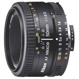 Jessops Nikon 50mm f/1.8 D AF Lens £3.97 - £105 off Pricing Error?