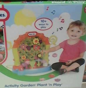 Little Tikes Activity Garden Plant N' Play £15.00 instore @ Tesco