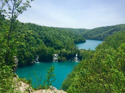7 nights travelling round Croatia visiting Zadar, Lake Plitvice, Split, Dubrovnik, Hvar and Krka Lakes for £138.10pp (£276.20 total) including all flights, car hire and hotels @ booking.com
