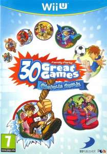 Family Party 30 Great Games - Obstacle Arcade Wii U £13.54 @ CarbonFusion