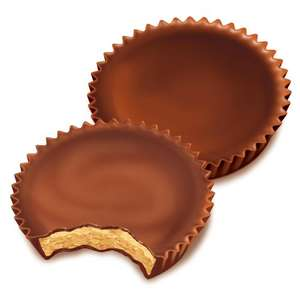 Three packs of Reese's peanut butter cups £1.20 @ one.stop