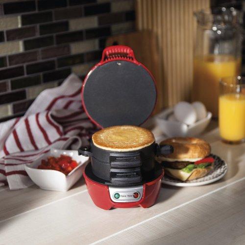 Hamilton Beach Electric Breakfast Sandwich Maker - £17.93 (Prime) £22.68 (Non Prime) - Amazon