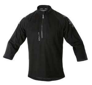 Altura Attack 3/4 Sleeve Jersey Black mens s / m / xl £9.90 at cycle store £44.99 rrp (free post over £10 or £2.99) mtb mountain bike