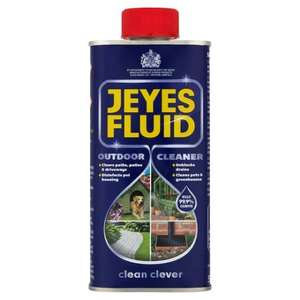 Jeyes fluid 300ml reduced £2 Tesco instore