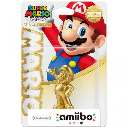 Gold Mario amiibo (3DS / Wii U) - £18.42 Play Asia (Super Mega Hyper Ultra Uber Rare Amiibooo000oooOOO!!!)