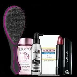 Free Gorgeous Beauty Essentials Gift Set (Worth £30) With a Spend of £25