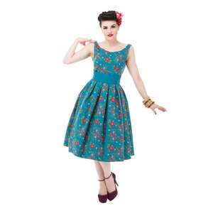 Lindy Bop vintage clothing sale, ladies dresses now from £6.99, girls' dresses from £3.99 FREE DELIVERY