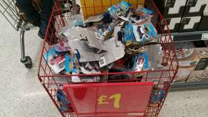 Hot wheels cars £1 at Asda instore