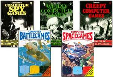 Usborne Vintage BASIC and assembler books - free pdf @ www.usborne.com