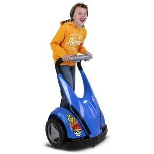 Argos: Feber Dareway 12V Ride-on Car - Blue.  was £129.99  now £95.99
