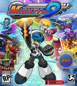 Mighty No. 9 Wii U Pre-Order £19.99 @ Rice Digital