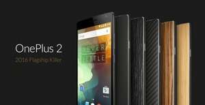 OnePlus 2 Permanently Dropped to £249 no invite Free P&P @ OnePlus.net
