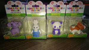 TY Beanie Erasers 39p @ Home Bargains