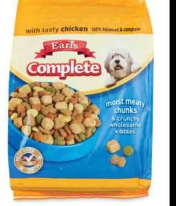 Earls Complete  dry dog food 3kg  £2.19 @ Aldi