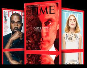TIME magazine - free issue