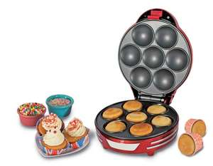 Ariete 188 Muffin & Cupcake Maker now only £9.99 + Free C&C / £5 delivery @ Hughes