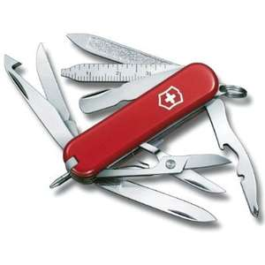 Victorinox Mini Champ £16.23 prime / £20.22 non prime @ Amazon