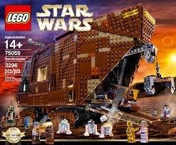 Lego Star Wars Sandcrawler 75059 Smyths Toys £150 - READ POST