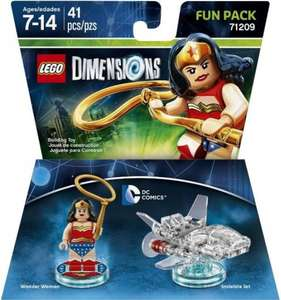 3 for 2 Lego Dimensions Fun Packs - From £7.99 @ Amazon