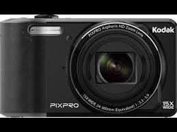 "Kodak Pix Pro FZ151 Digital Camera, Black, 16MP, 15x Optical Zoom 3"" LCD Screen £49.00 Tesco Direct"