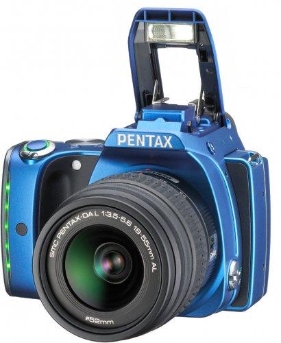Pentax K-S1 20.1 MP Digital SLR Camera Kit With DA L 18-55mm Lens @ Camera Centre UK (ebay)