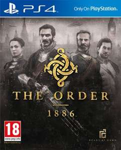 The Order - 1886 (PS4) £13.95 Delivered @ Coolshop