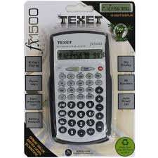 Texet Fx1500 Scientific Calculator £1.99 @ The Works