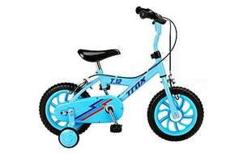 "Trax T.12 Boys Bike - 12"" £26.99 using code C+C @ Halfords"