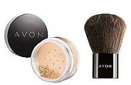 Calming Effects Loose Powder Foundation (was £10.50) Now £5.50 + FREE Kabuki Brush @ Avon (Delivery £3.50 / Free on £15 spend)