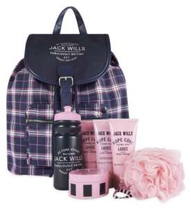 BACK IN STOCK USING THE WISH LIST TRICK- Jack Wills Weekend Essentials Backpack £15 @ Boots.com