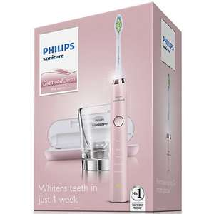 Cheapest ever !!! Philips Sonicare DiamondClean Sonic Toothbrush HX9361/67 only £62.50 @ Tesco online