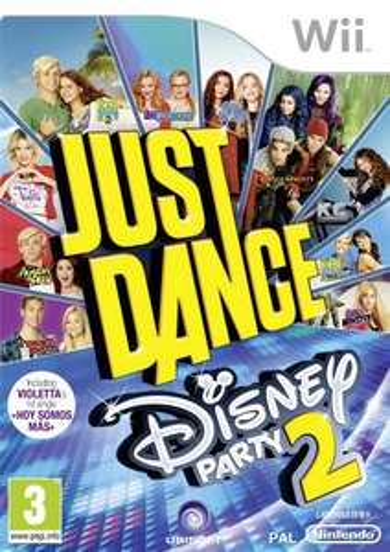 Just Dance Disney Party 2 - Nintendo Wii £5.04 prime / £7.03 non prime - Amazon