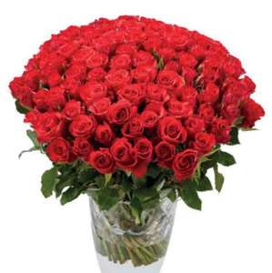 100 Red Roses £25 In Aldi From Thursday