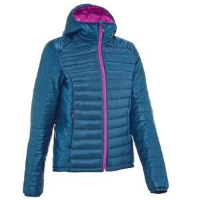 Quechua x-light down jackets women's + men's various sizes £18.99 @ Decathlon