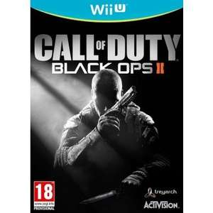 The Game Collection Half Term Specials (Inc Call of Duty: Black Ops II - £2.95 (Wii U) - Prices Listed