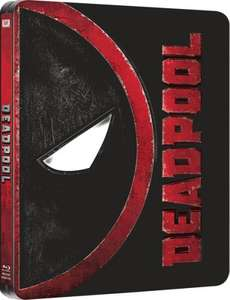 Deadpool - Zavvi Exclusive Limited Edition Steelbook (Limited to 4000) Blu-ray £22.99