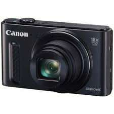 Canon PowerShot SX610 20MP 18X Zoom Digital Camera £99.99 @ Argos