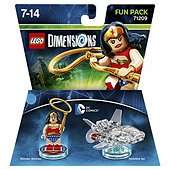 £5 LEGO DIMENSIONS FUN PACKS in 3 for 2 @ TESCO (+ £2 C&C for orders under £30)