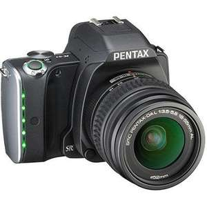 Pentax K-S1 20.1 MP Digital SLR Camera Kit +18-55mm Lens £229.00 @ Camera Centre UK