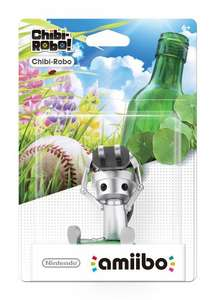 Chibi-Robo amiibo (3DS/Wii U) - £8.12 @ Amazon US