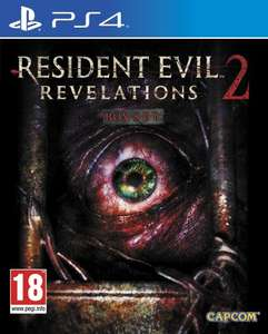 Resident Evil Revelations 2 on PS4 at Amazon for £12 (prime) £13.99 (non prime)