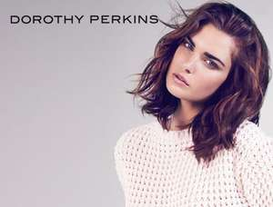 Dorothy Perkins Final Clearance from £1 +15% off all orders FREE Click & Collect to store