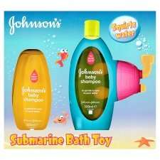 Johnson's Baby Shampoo Submarine Gift Set-£2.50 Asda, Minworth