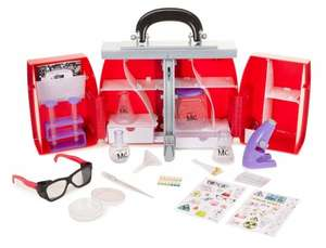 Project Mc2 Ultimate Science Lab Kit was £53.99 now £19.99 @ Argos