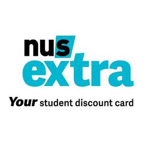 NUS Student Extra Card (For EVERYBODY!) - £13 - NUS (Including Half Price Amazon Prime & Many Retailer Discounts)