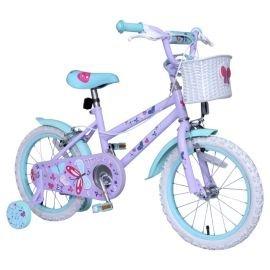 "girls 16"" butterfly bike - £45 @ Tesco Direct"