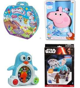 Mix And Match Toys - 3 For £20 @ Asda George